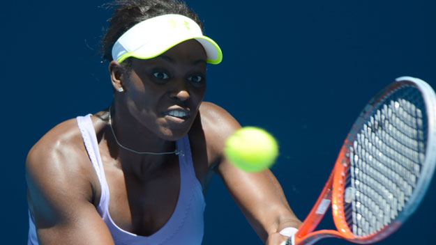 Sloane Stephens: The next big thing in tennis